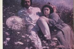 1-4 Леонид Андреев с женой Анной Ильиничной (Лидский у-нт)ХК