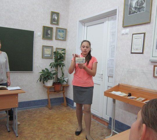 [Пресс релиз] «Один день из жизни Леонида Андреева гимназиста»