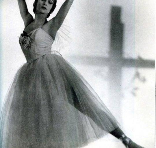 «Русское сердце бразильской балерины».