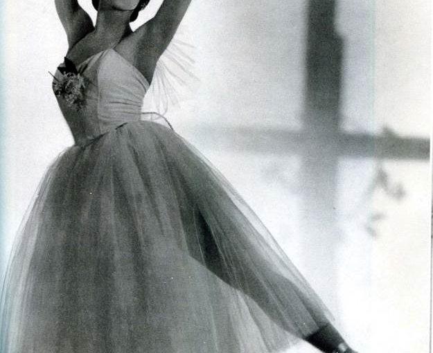 Русское сердце бразильской балерины