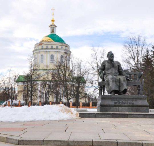 «Лесковские памятные места»