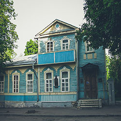 Дом-музей Н.С. Лекова предлагает вашему вниманию видео ролик о кабинете писателя Н.С. Лескова.