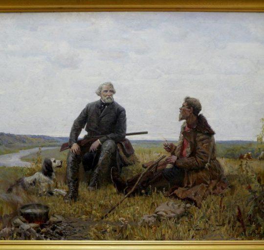 Литературная викторина, посвященная 200-летию со дня рождения И.С. Тургенева_ВОПРОС № 22