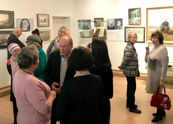В Ясной поляне запустили совместный проект орловского и тульского музеев