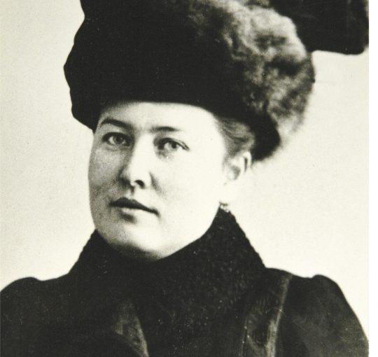 В 2019 году исполняется 140 лет со дня рождения хранителя орловского Музея И.С. Тургенева - Веры Михайловны Викторовой-Оболенской