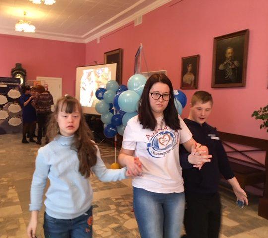 В нашем музее состоялся инклюзивный фестиваль «#ЛюдиКакЛюди»