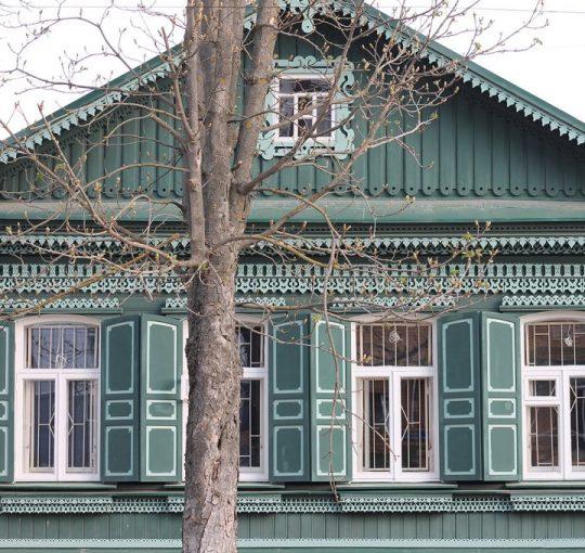 Орловский дом Леонида Андреева: до и после