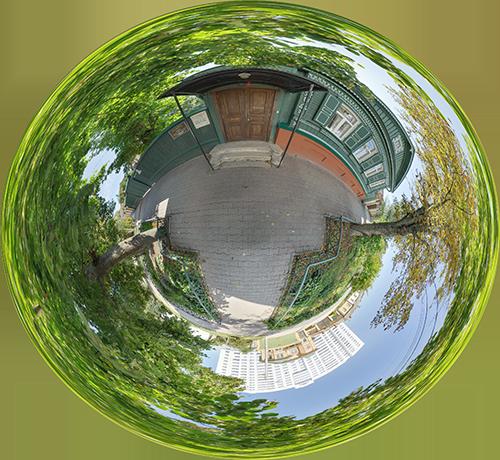 Закончена разработка виртуального тура по дому Л.Н. Андреева