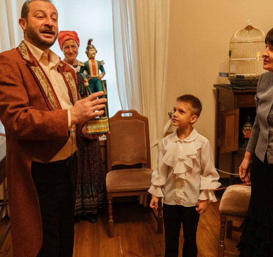 9 ноября музей И. С. Тургенева отметил 201-ю годовщину со дня рождения писателя