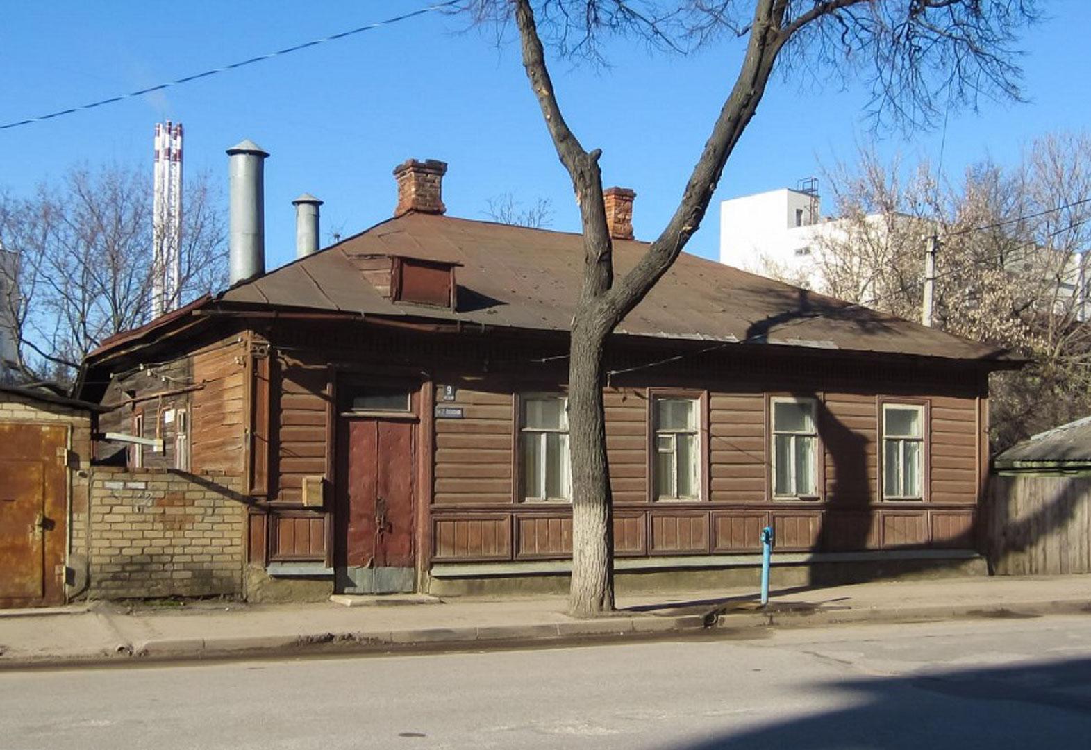 ОРЕЛ ЛЕОНИДА АНДРЕЕВА. Дом Велигорских