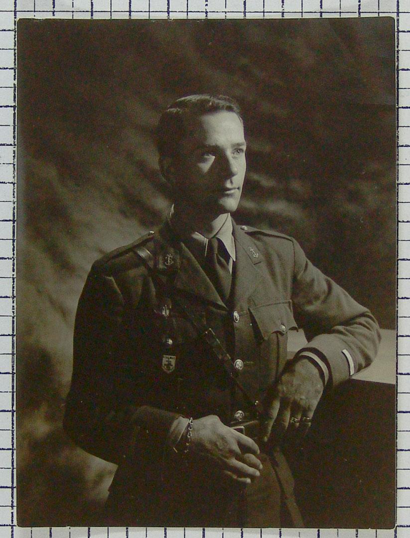 Николай Васильевич Вырубов (1915-2009гг.).