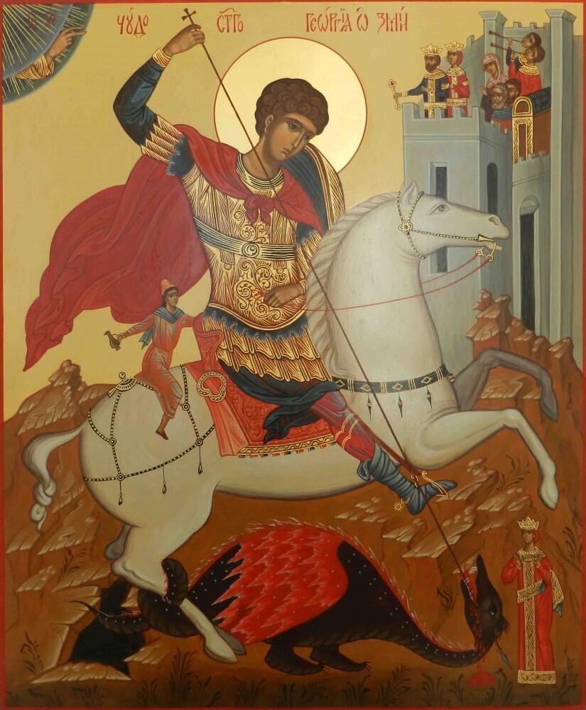 6 мая – Юрьев день, Егорий Вешний.