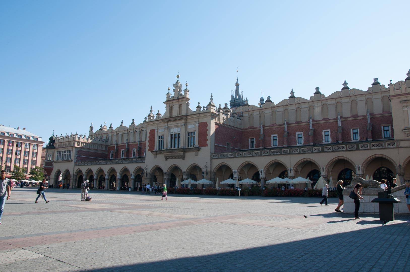 Путешествуйте с Лесковым! Краков (Польша).