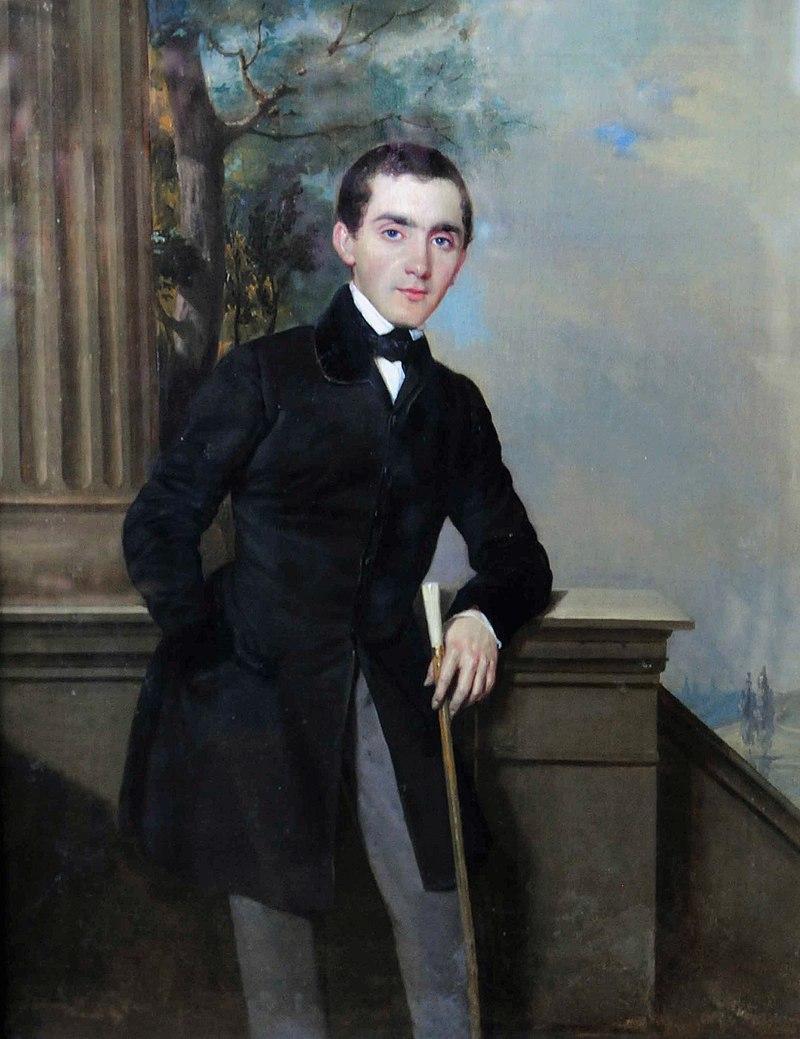 Лучший портрет Т.Н. Грановского написан 175 лет назад