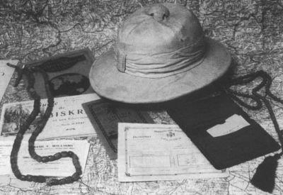 Пробковый шлем И. Бунина.