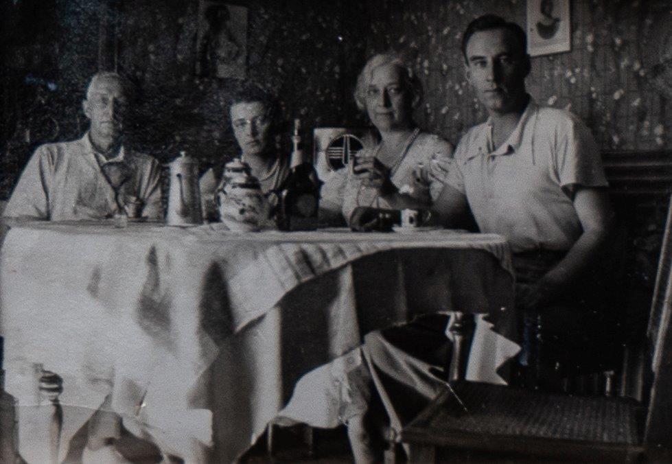 «И.А. Бунин в Грассе»