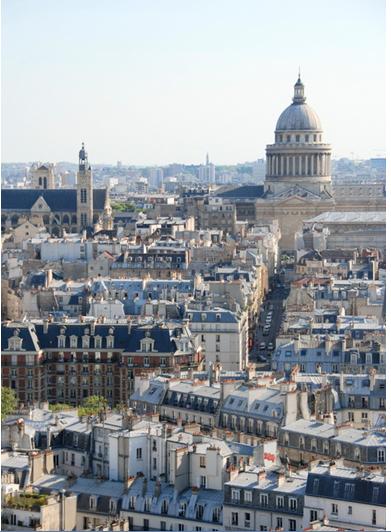 Путешествуйте с Лесковым! Париж (Франция)