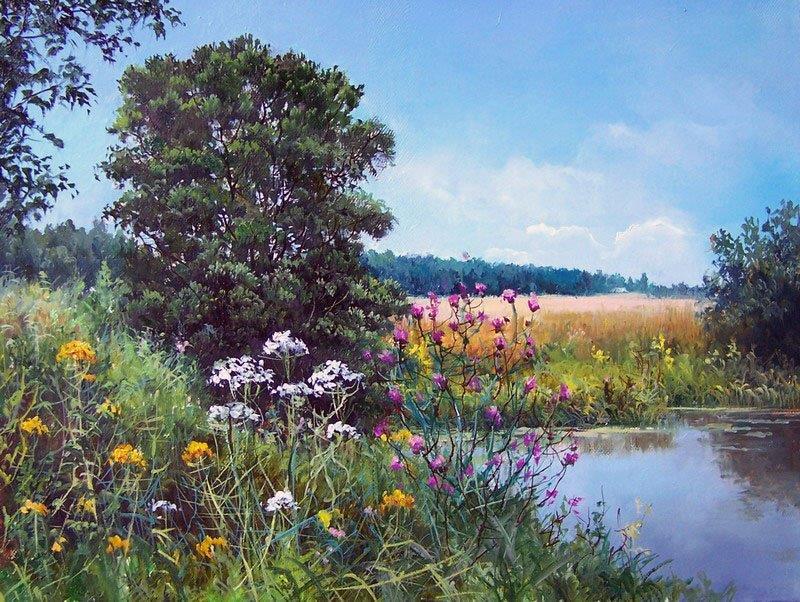 К 150-летию со дня рождения И.А. Бунина. «Ты раскрой, мне природа, объятия!» Красота мира.