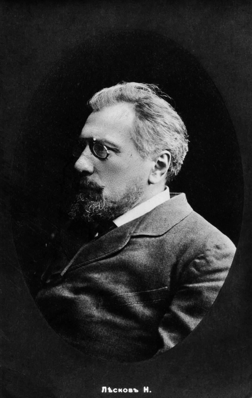 «Обязан ему… страстью к литературе…» (Н.С. Лесков и А.В. Маркович).