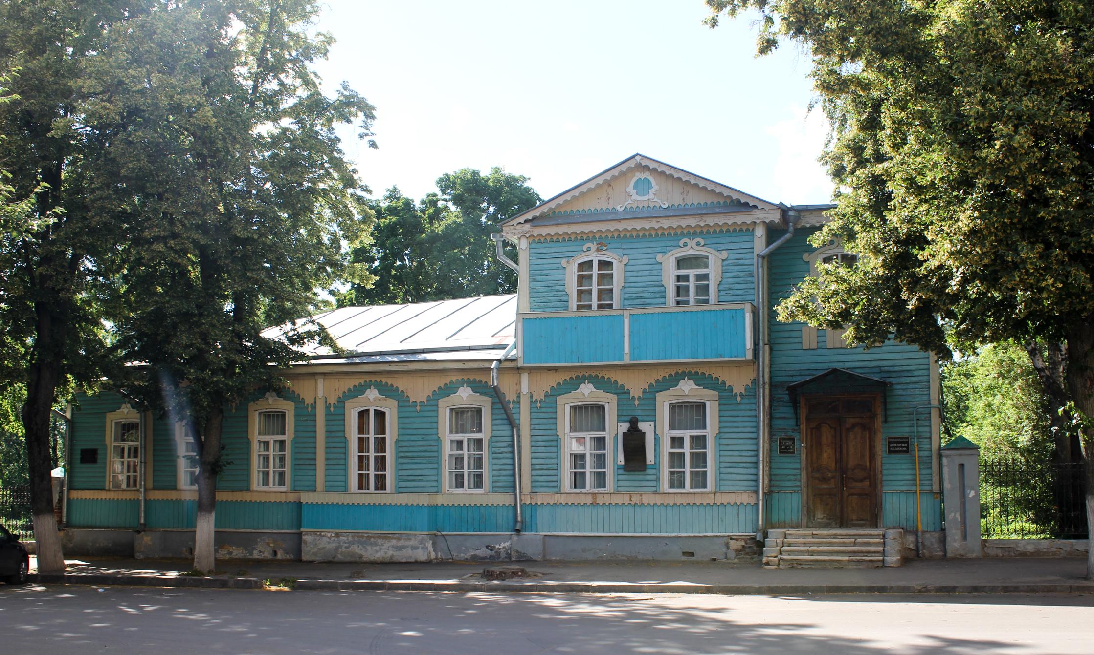 Орёл в творчестве Н.С. Лескова (Часть I).