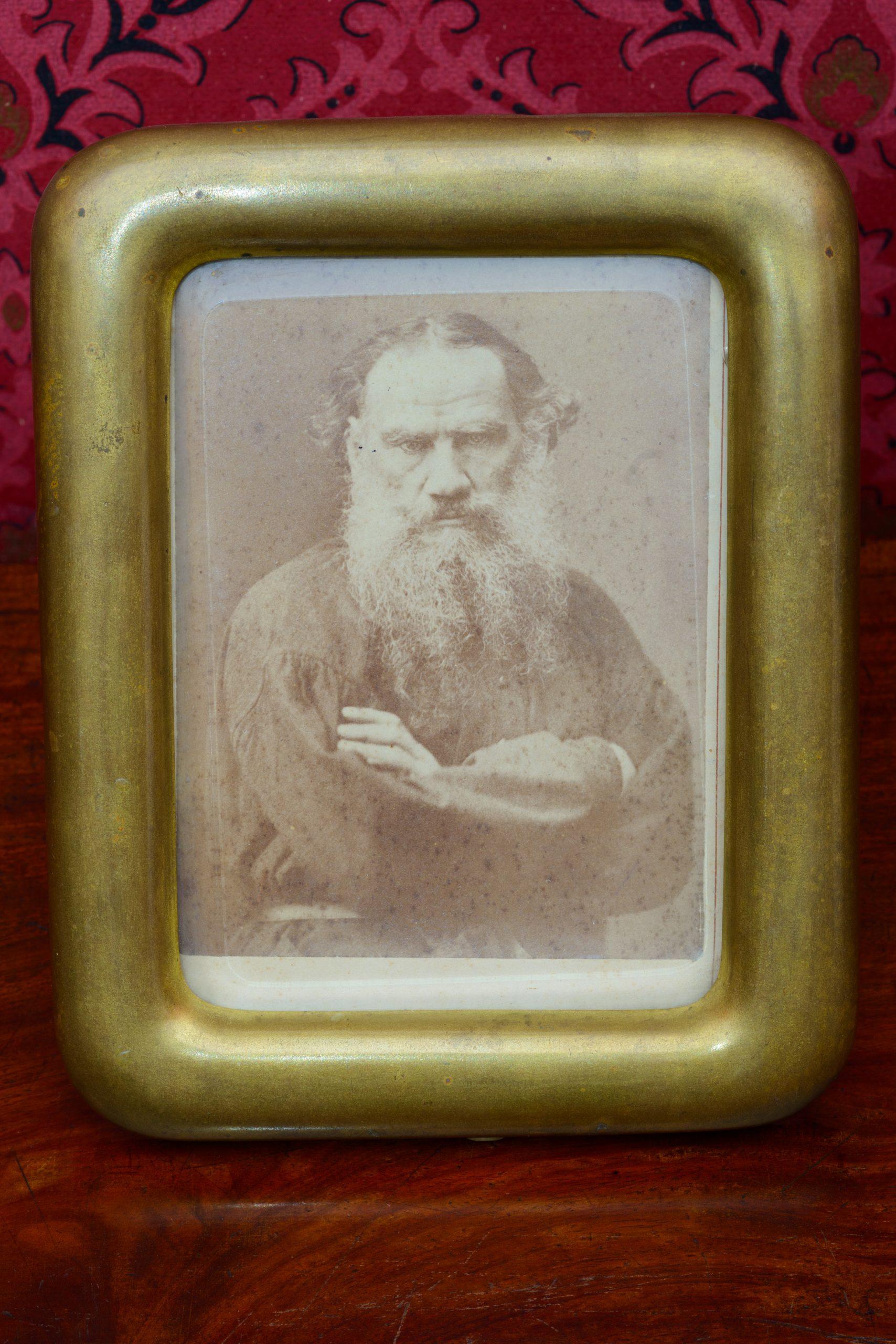 Лесков и Толстой