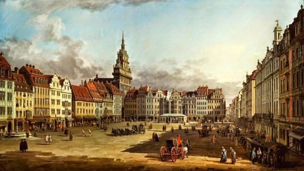 «Я недаром любил Берлин.VI. Странствия по Дрездену»