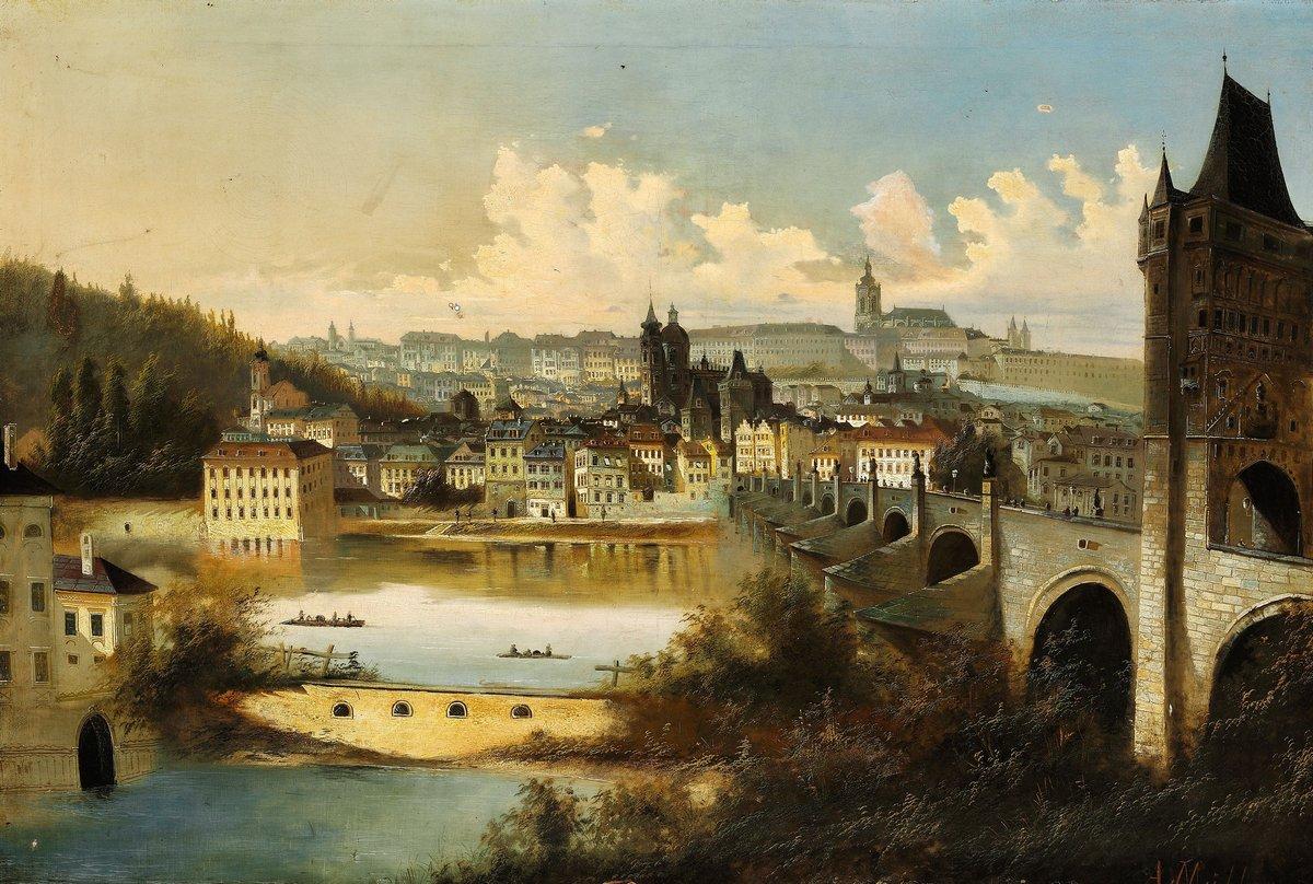 «Я недаром любил Берлин. VII. Путешествие по Праге»