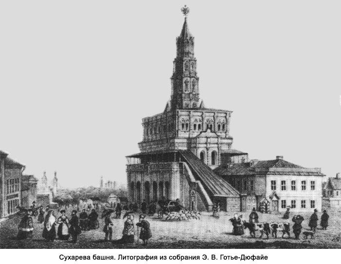 «Лоскутная» Москва Леонида Андреева. Часть 2