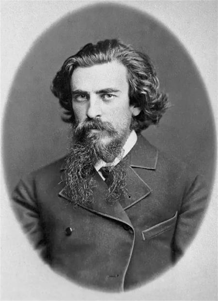 Ближний круг: Н.С. Лесков и русский поэт и философ В.С. Соловьёв.