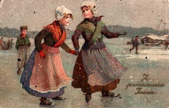 Как отмечал Николай Семенович Лесков Новый год за границей.