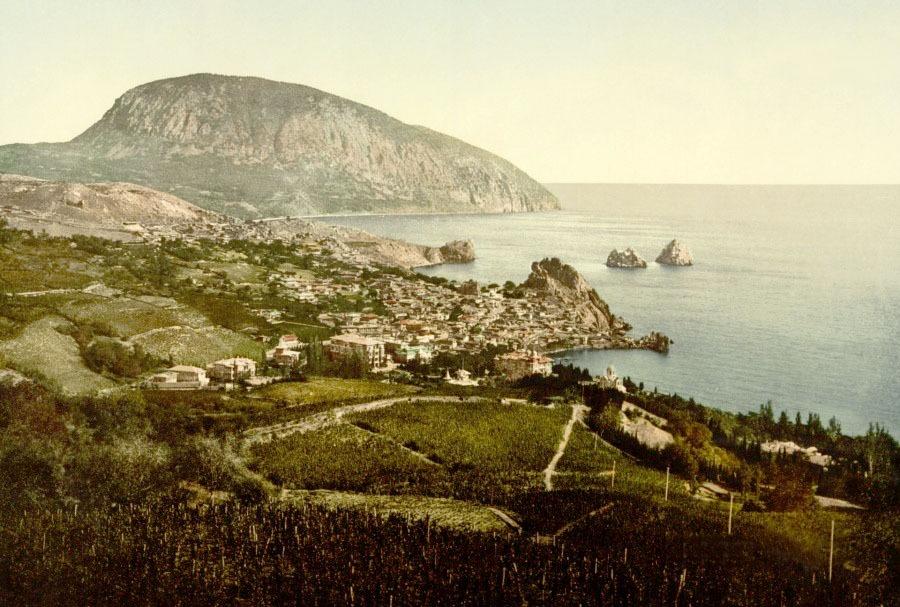И.А. Бунин. Путешествие по Крыму
