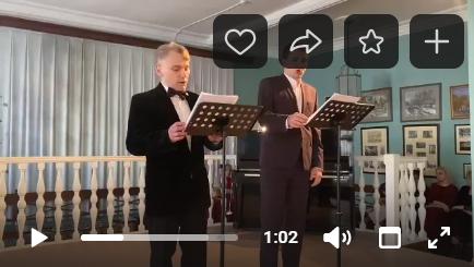 «Триумфы Виардо в России» Лекция-концерт из цикла «В салоне г-жи Виардо» (к 200-летию со дня рождения певицы)