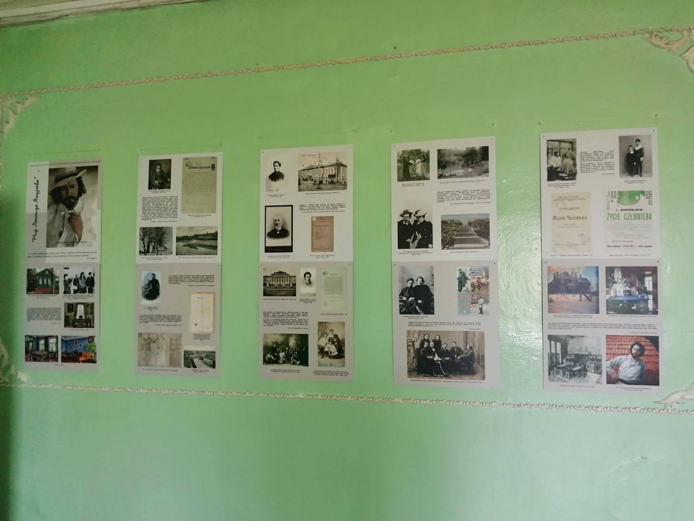 Открытие передвижной выставки  «Мир Леонида Андреева»