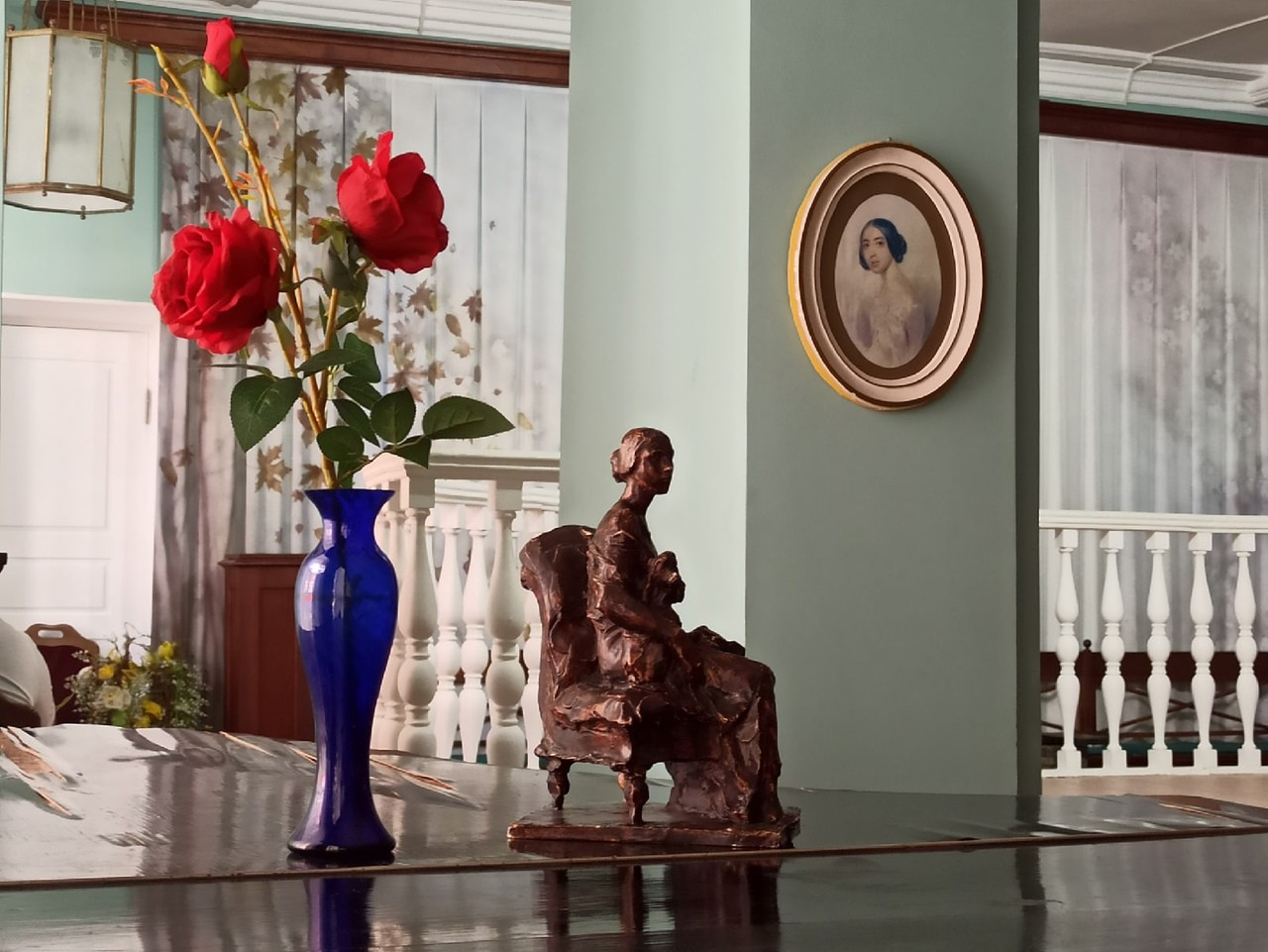Праздник в честь 200-летия Полины Виардо в музее И. С. Тургенева