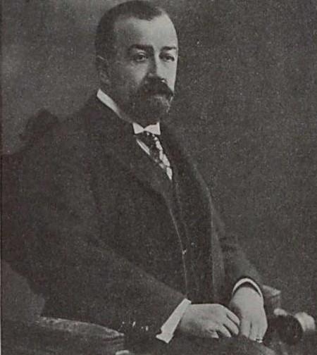 «В нём было всё своё, лесковское».  Протопопов Виктор Викторович (1866-1916) – театральный критик, журналист, драматург.