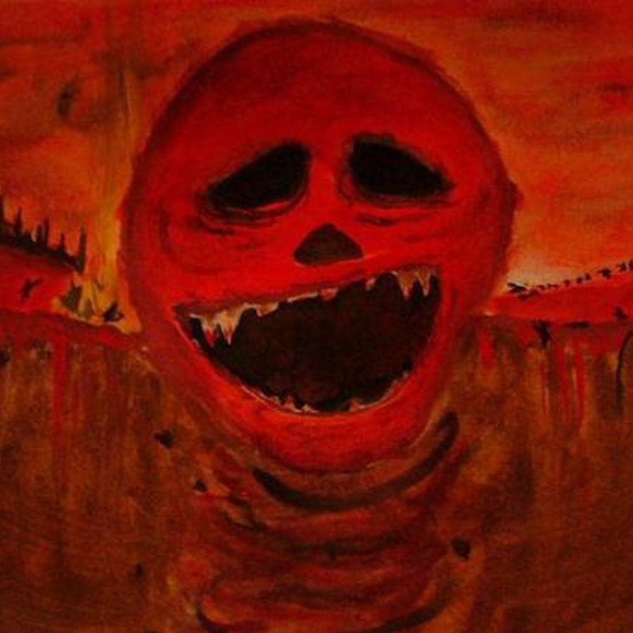 """""""Красный смех"""""""