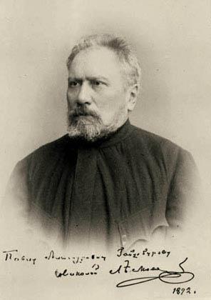 «Лесков о писателях…»  Н.С. Лесков и А.П. Чехов.