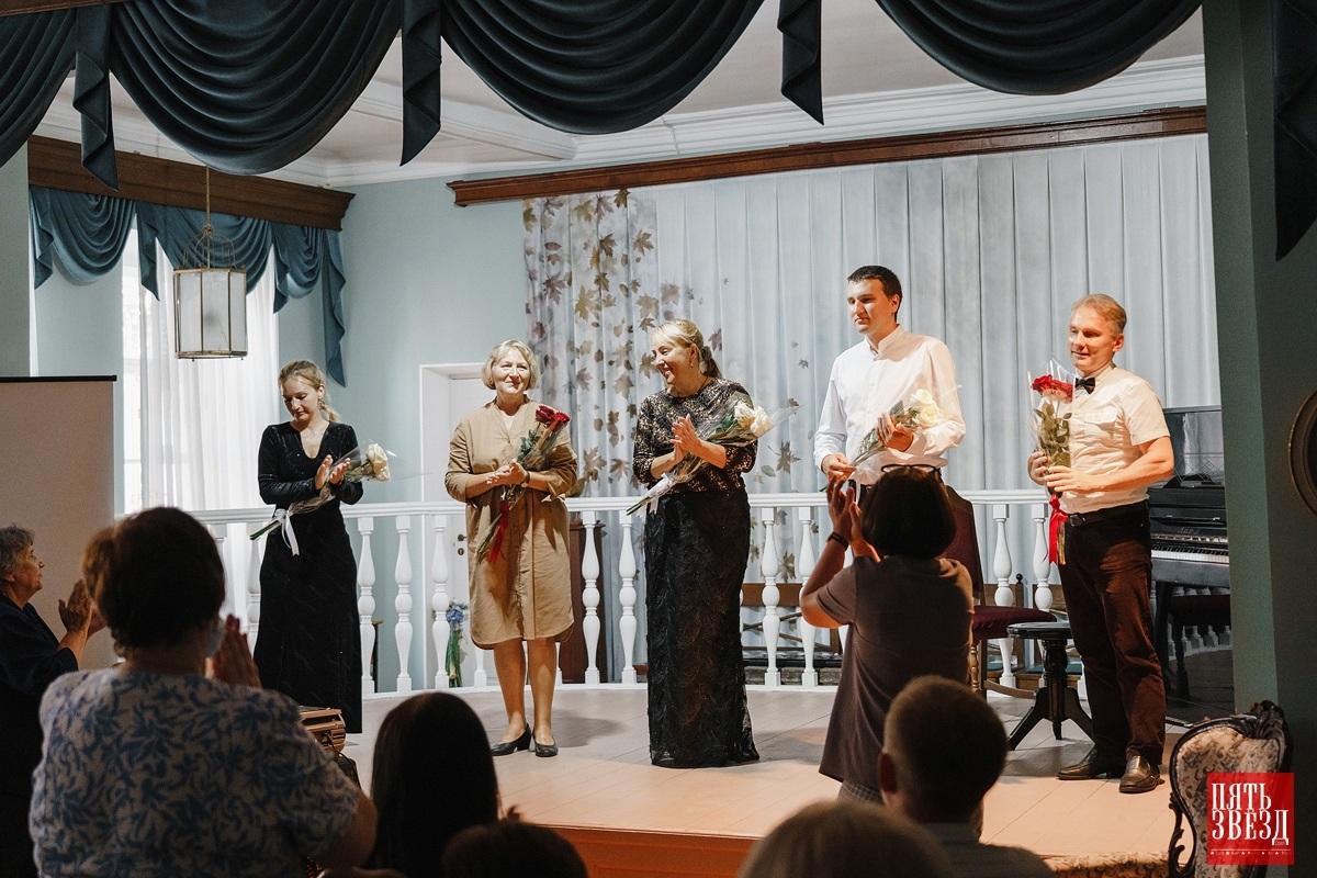«Юбилейная гастроль г-жи Виардо в Орле»