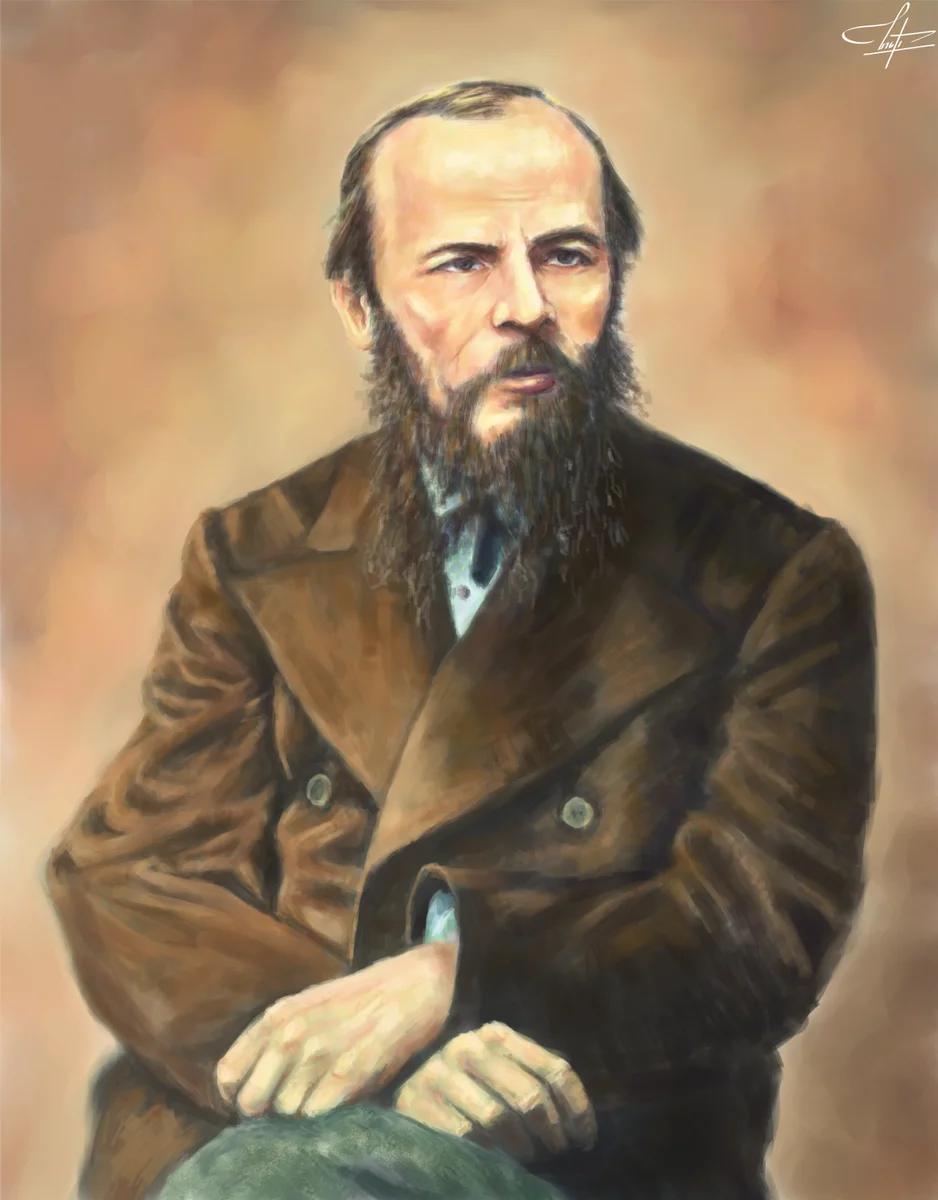 «Лесков о писателях…».   Н.С. Лесков и Ф.М. Достоевский.