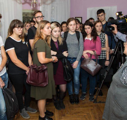 Выставка в Доме Т.Н. Грановского