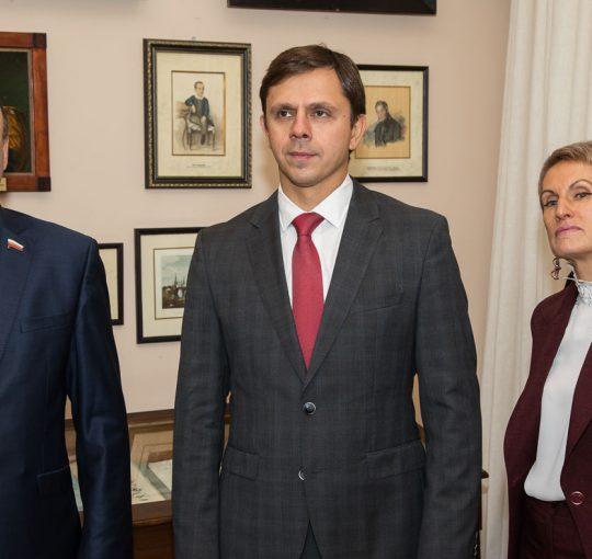 9 ноября 2018 года прошло торжественное открытие музея И.С. Тургенева.